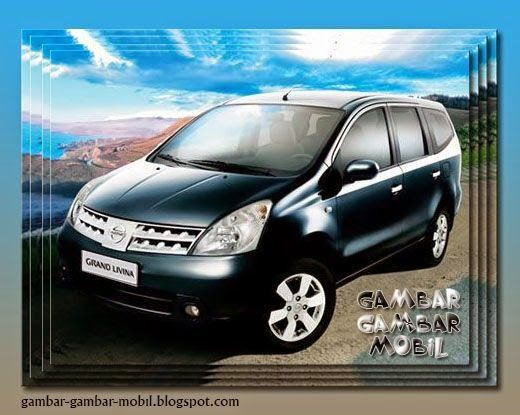 Gambar Mobil Grand Livina Gambar Gambar Mobil Nissan Mobil Gambar