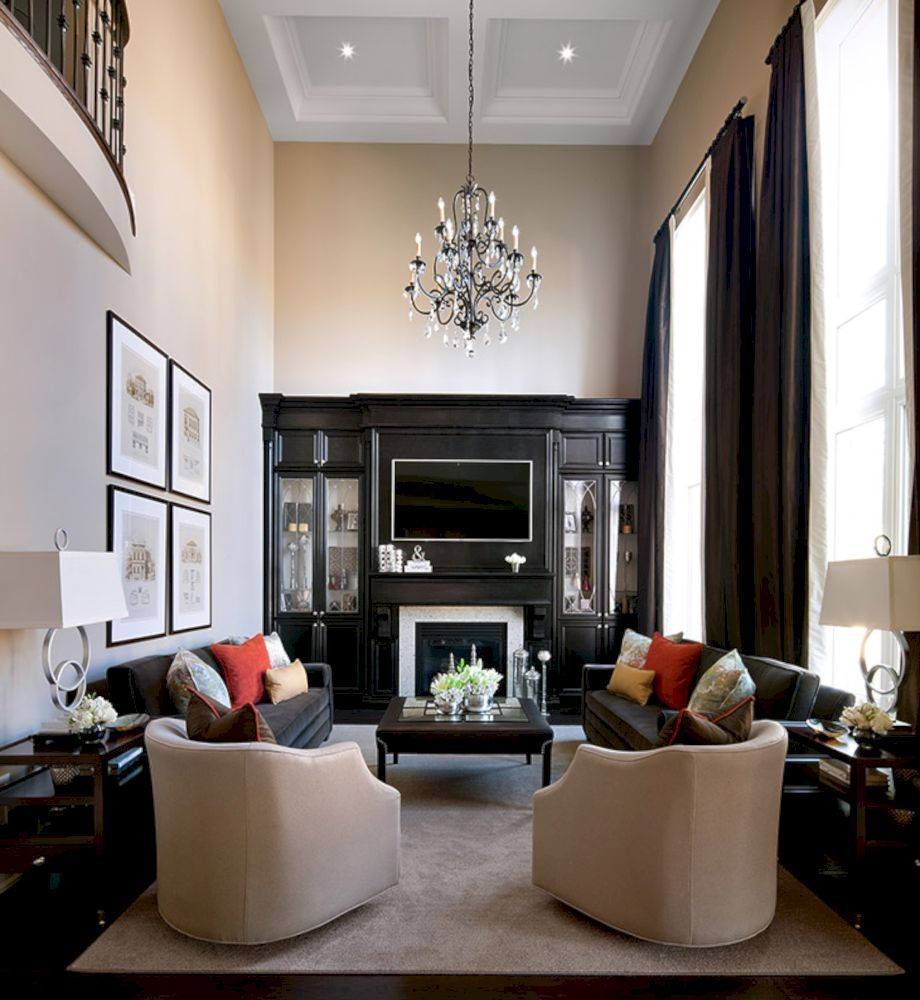 55 creative narrow living room furniture ideas narrow on family picture wall ideas for living room furniture arrangements id=58117