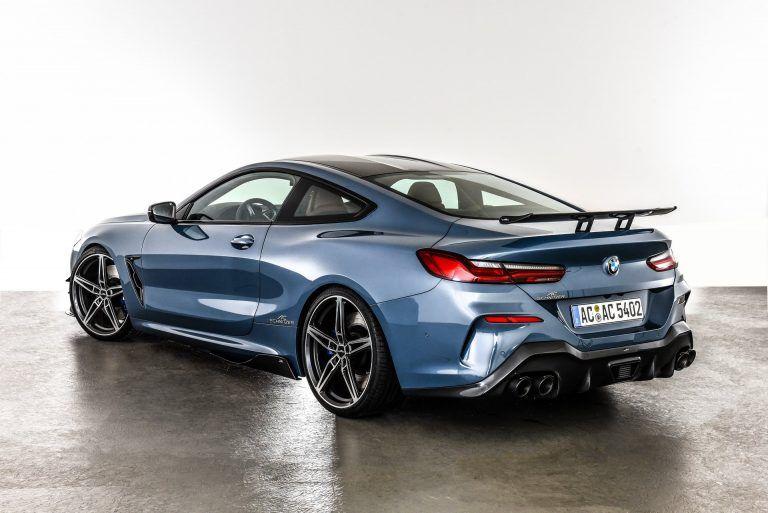 Ac Schnitzer Bmw 8 Series Coupe Looks Furious Bmw Bmw Blue Bmw Cars