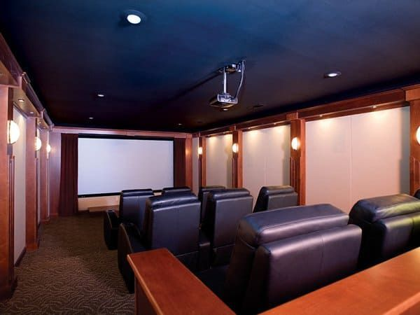 10 high end home theater designs modern home home theater ideas