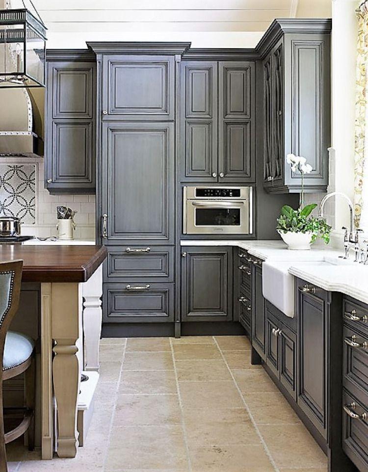 Cabinet Trim Detail Classy Kitchen Kitchen Cabinets Decor Grey Kitchen Designs