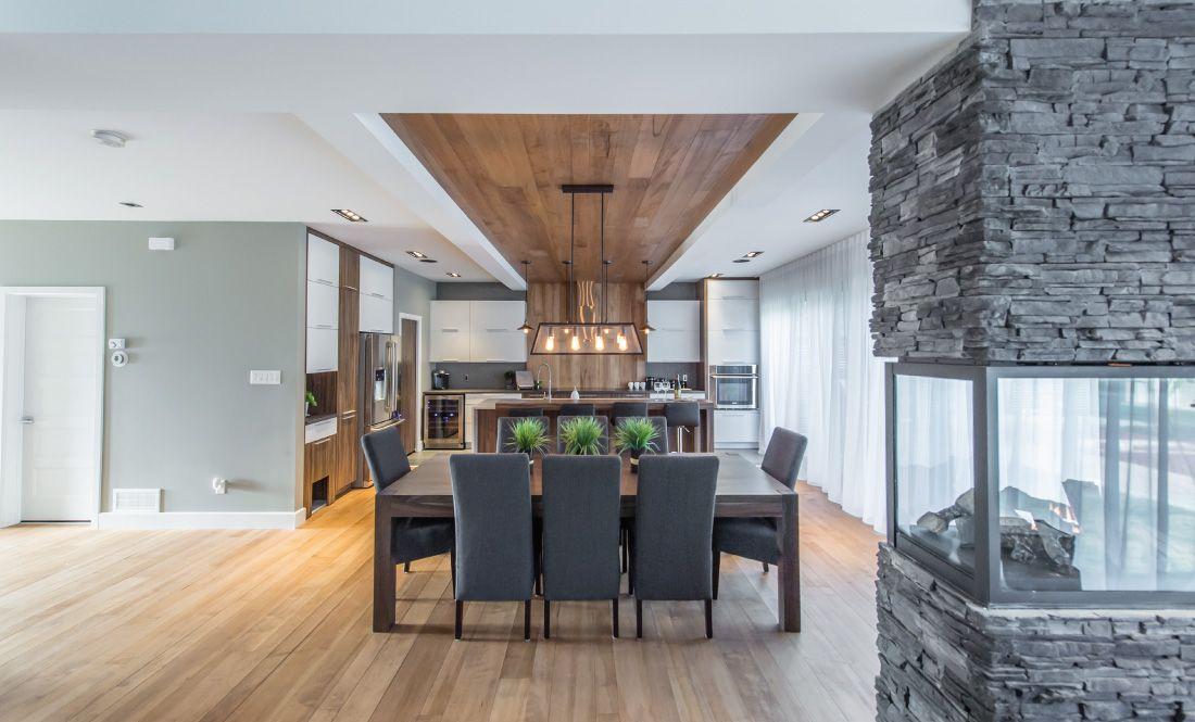 construction r sidentielle cl en main salle manger et cuisine r sidentiel pinterest. Black Bedroom Furniture Sets. Home Design Ideas