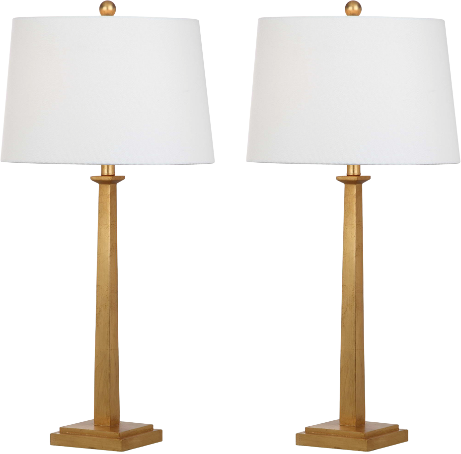Andino Table Lamp Gold Set Of Two Table Lamp Table Lamp Sets Gold Table Lamp Set of two table lamps
