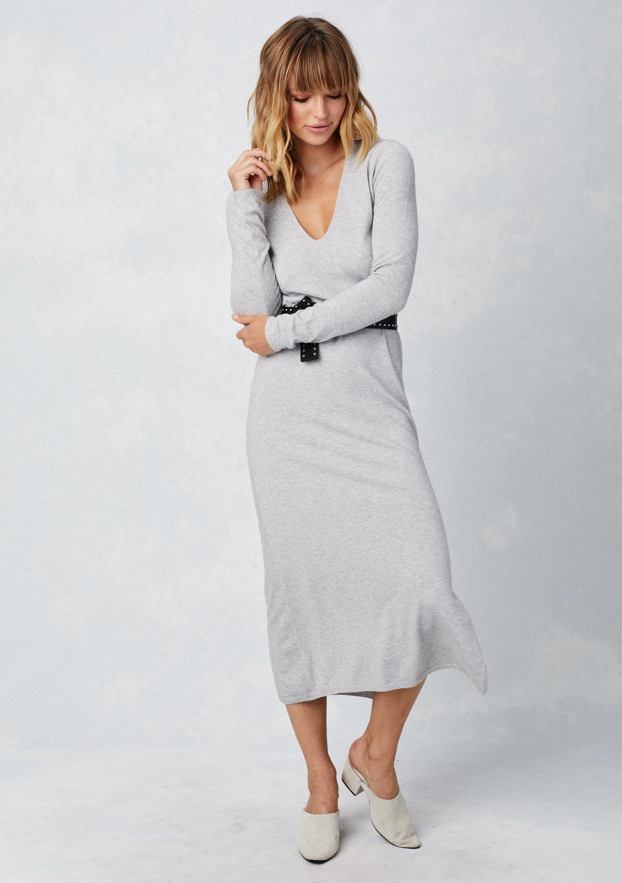 Eugenia sweater dress business professional attire professional