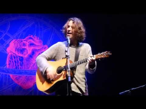 Chris Cornell Nothing Compares To You Cover Strathmore Theater 14 Oct 2015 Higher Truth Tour Chris Cornell Higher Truth Sinéad O Connor