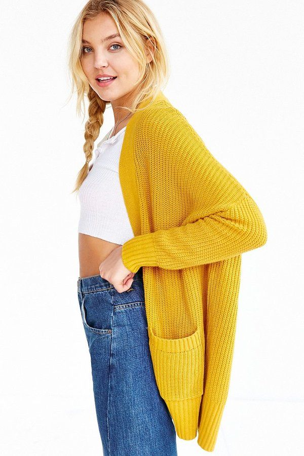 Tennessee outfit cardigan bright men yellow target hollister