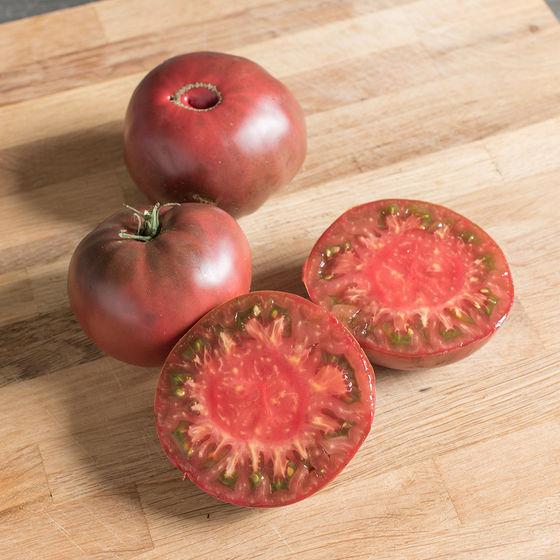 Cherokee Purple Organic Tomato Seed Cherokee Purple 400 x 300