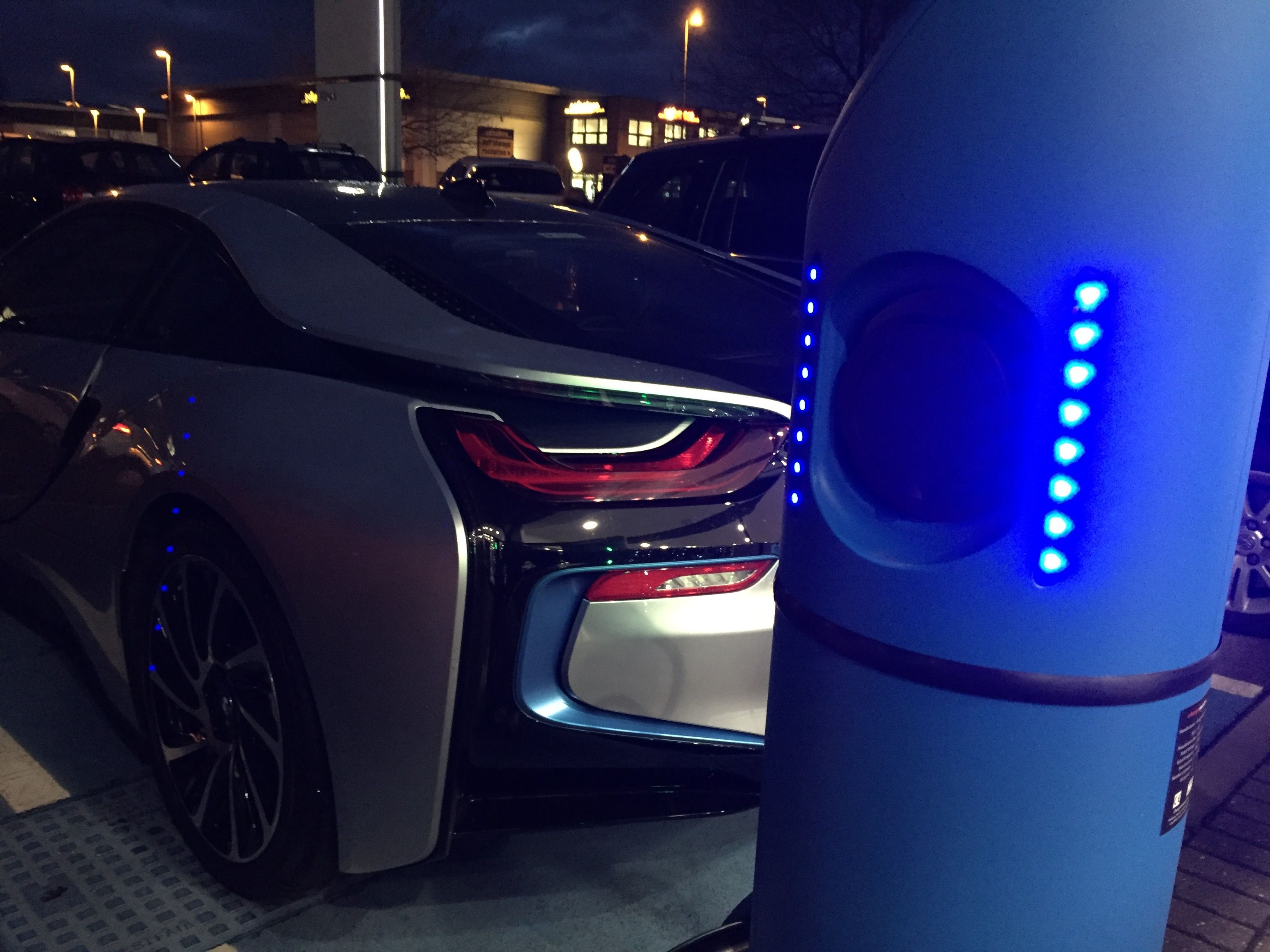 plug car ca at charging wheels protonic review hybrid edition in station red reviews bmw