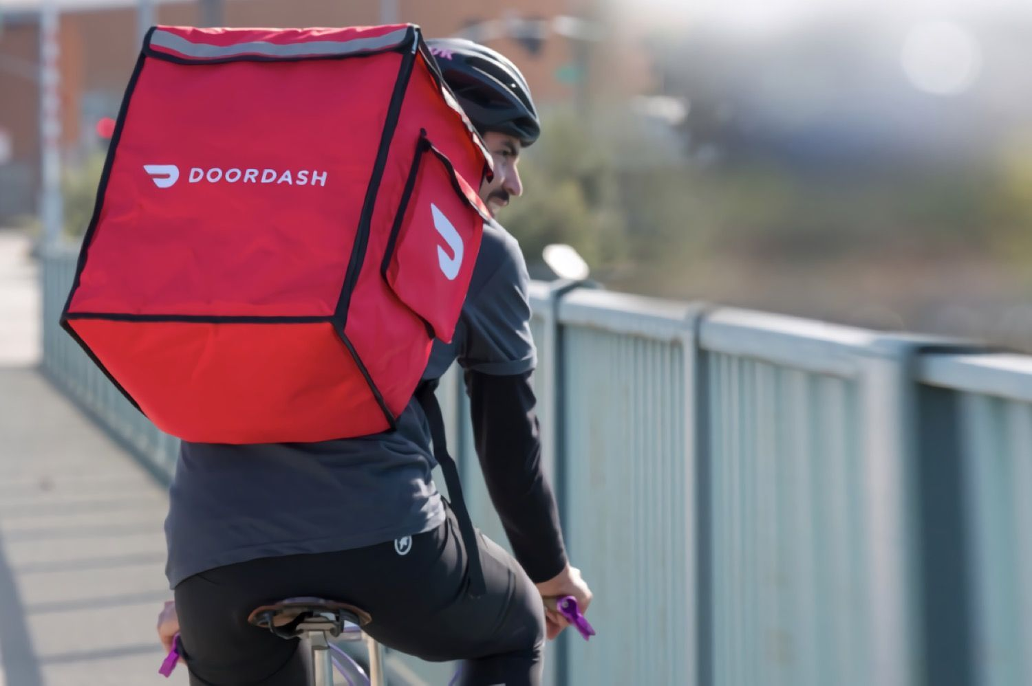 Doordash tipping practices prompts lawsuit from dc