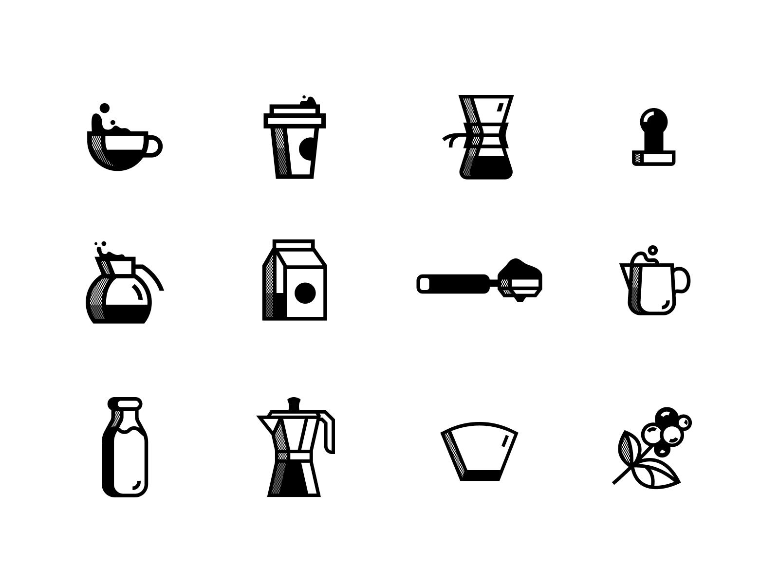 Woke Icon Set Icon Set Design Icon Set Icon