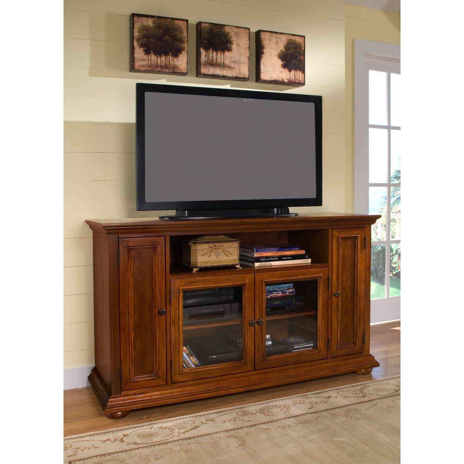 Homestead Tall Tv Stand Www Hayneedle Com Tall Tv Stands Home Entertainment Credenza Tall tv stand for 60 inch tv