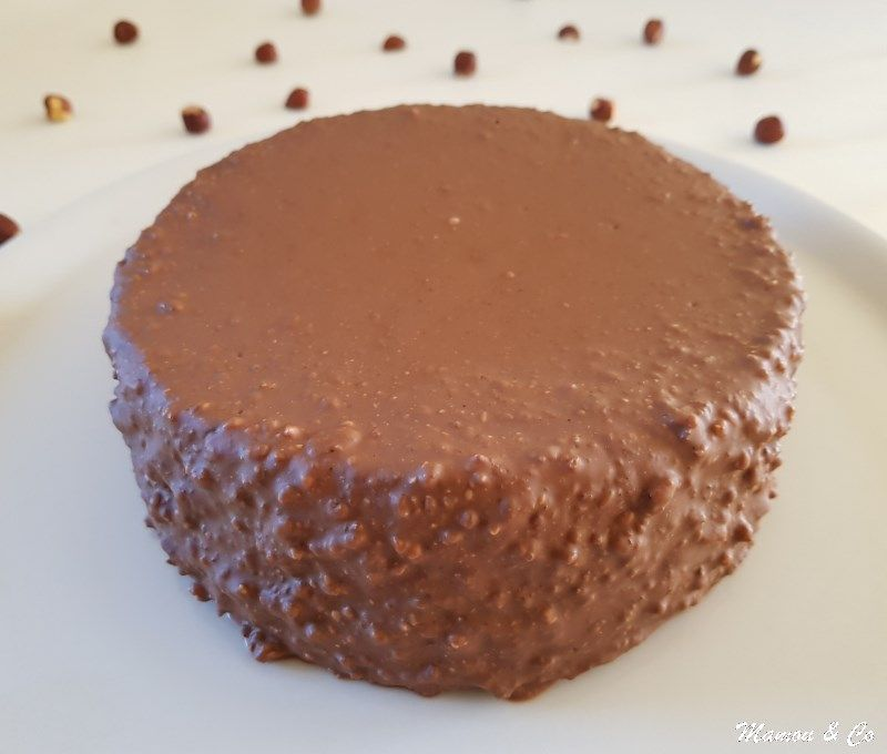 Gâteau au chocolat RBB (Rapide, Beau et Bon !) #dessertfacileetrapide