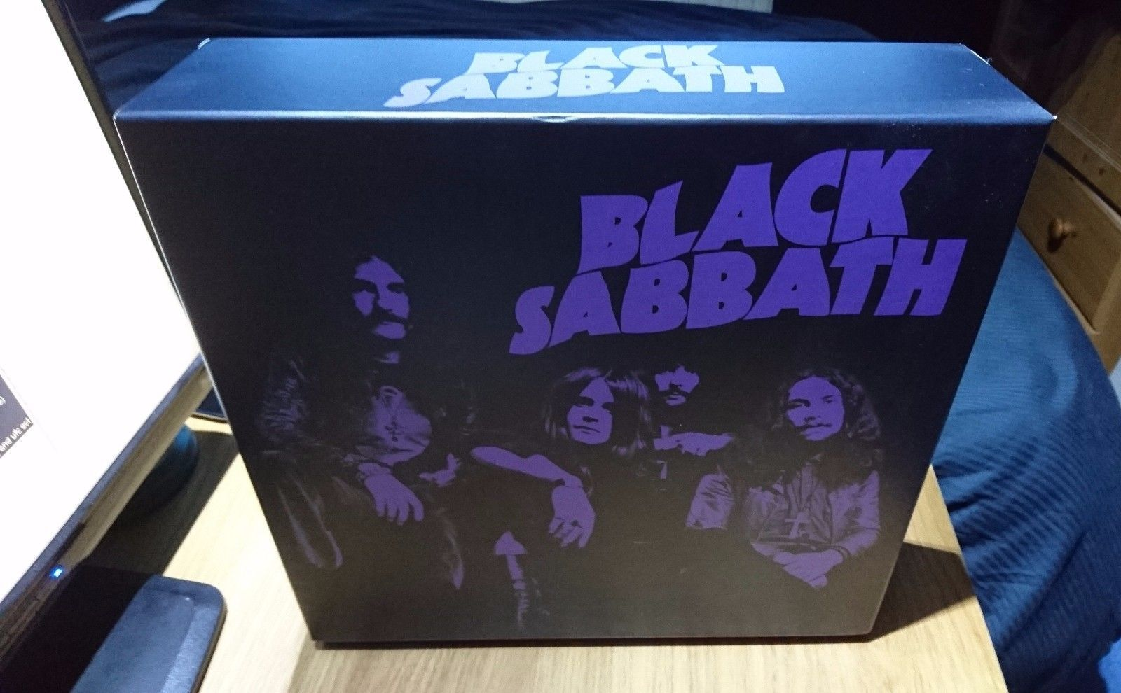 Black Sabbath Reissues With Gatefold Sleeves And Colored Vinyl Black Sabbath Master Of Reality Vinyl