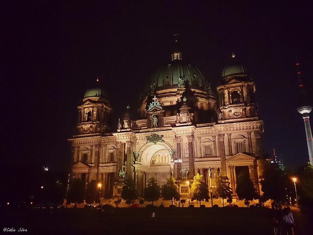 Berlín: visita a la Cúpula de la Catedral