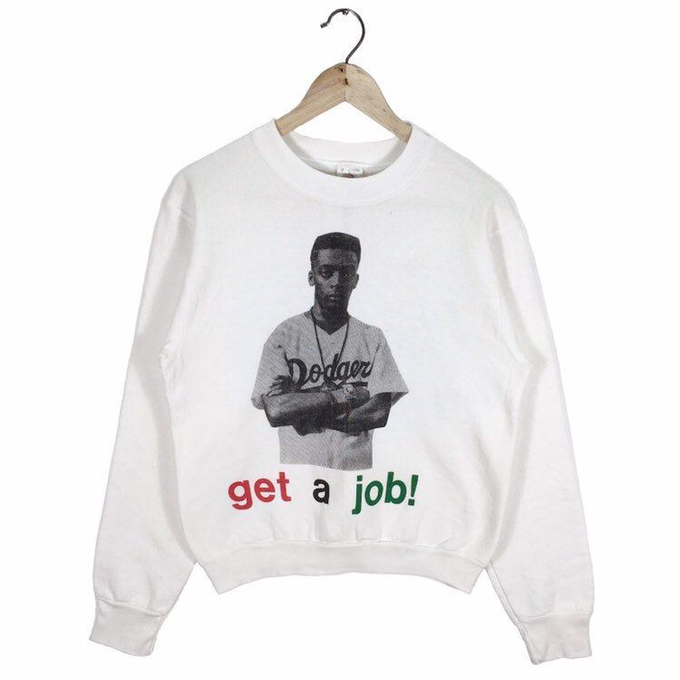 Rare Vintage 1989 Do The Right Thing Sweatshirt By Forty Etsy Sweatshirts Spike Lee Vintage Shirts