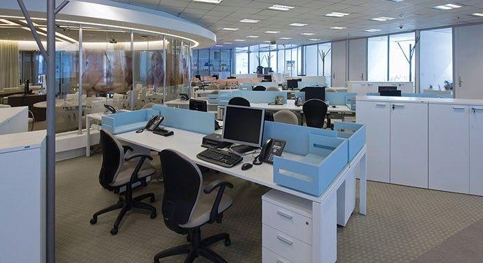 Giuliani Mobiliario Corporativo Proyectos Y Oficinas