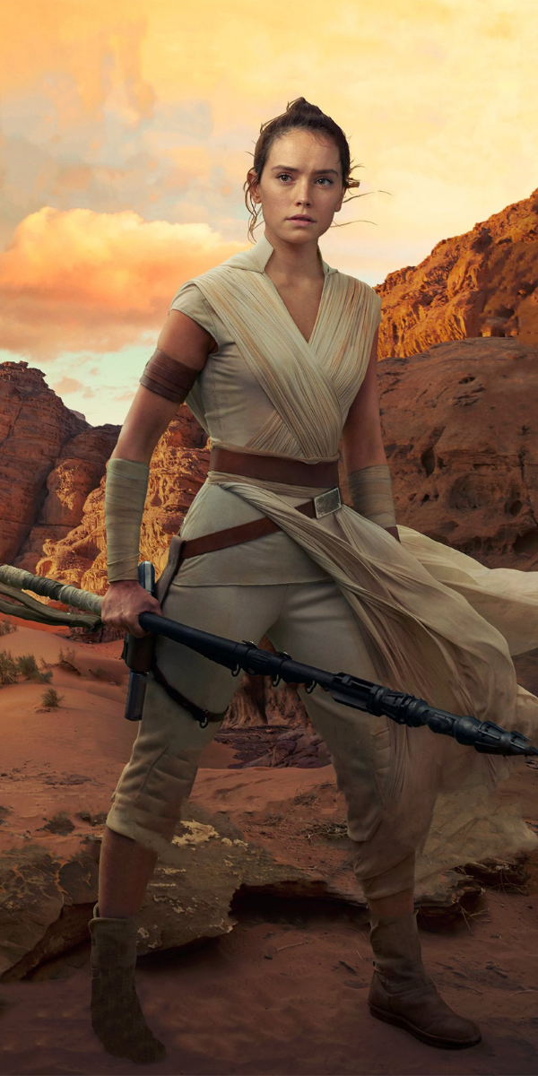 Finally Rey From Star Wars The Rise Of Skywalker This Is The Cover For The Photo Shoot With Vanity Fair N Rey Star Wars Star Wars Sequel Trilogy Rey Cosplay