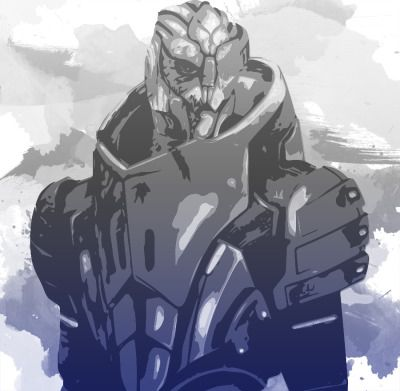 Mass Effect | Garrus Vakarian