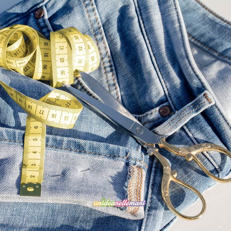Modificare i jeans: 7 utili consigli di cucito da seguire