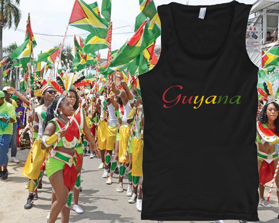 Guyana ladies