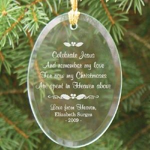 40 best Memorial Christmas Ornament - Memorial Gift Ideas for ...