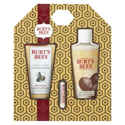 Burt's Bees Naturally Nourishing Skincare Set (U$14.99)