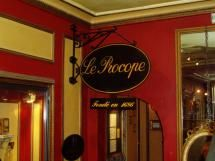 15 Iconic Paris Cafes and Brasseries: Places to Loaf and Dream: Le Procope