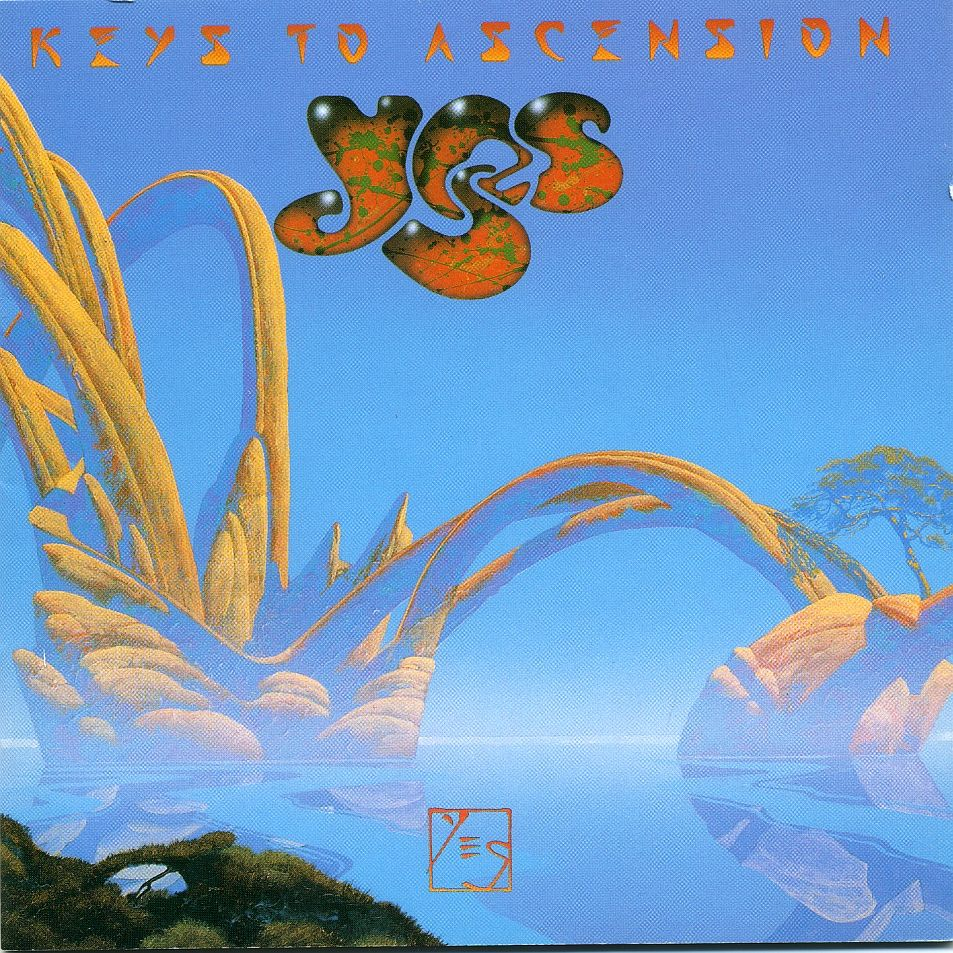Yes Quot Keys To Ascension Quot By Roger Dean Ripped Off By