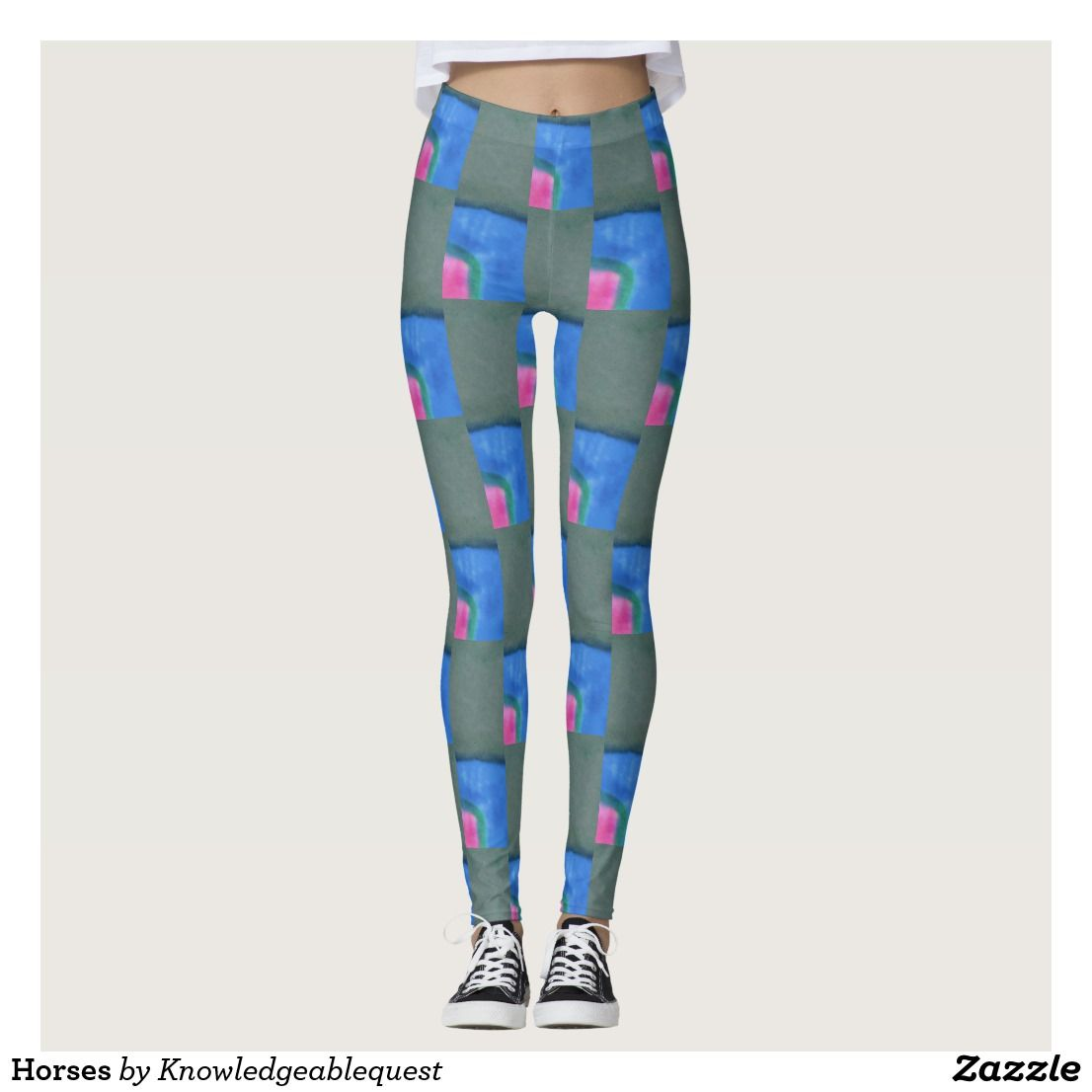Horses Leggings