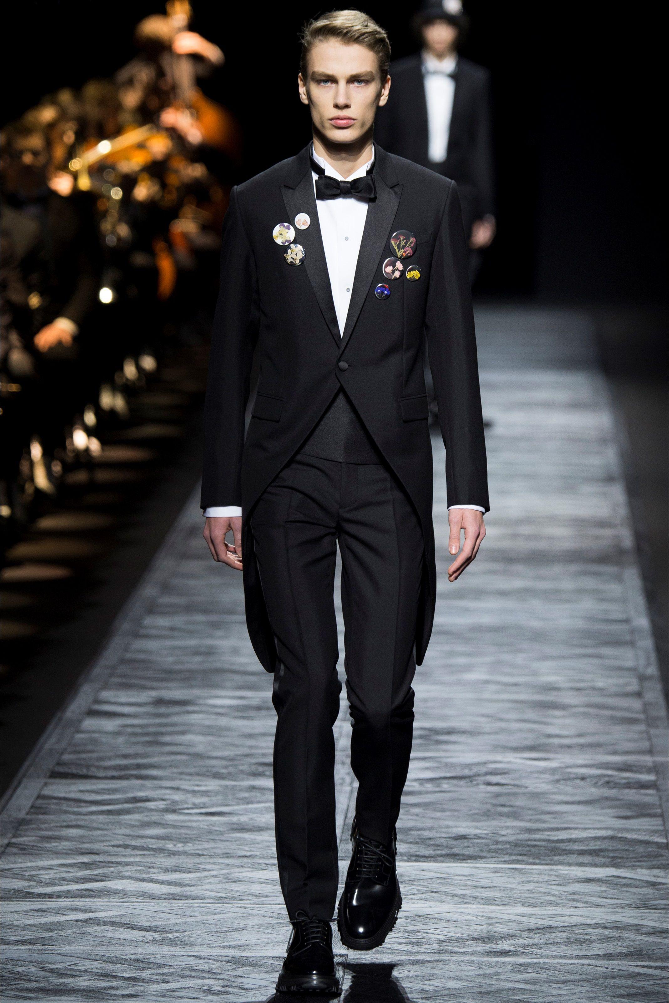 Dior Homme Fall Winter 2015   Men's Paris Fashion Week