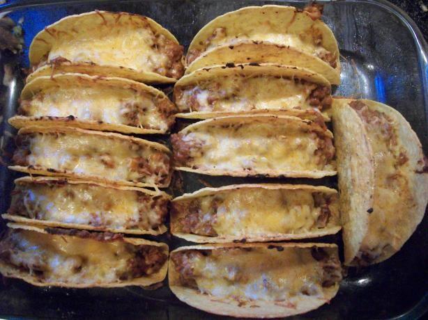 Oven Tacos Recipe - Food.com