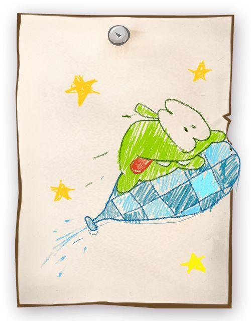 예술가들의 예술적 영감인 사탕! Om Nom Drawing의 최신 작품을 확인하세요 :