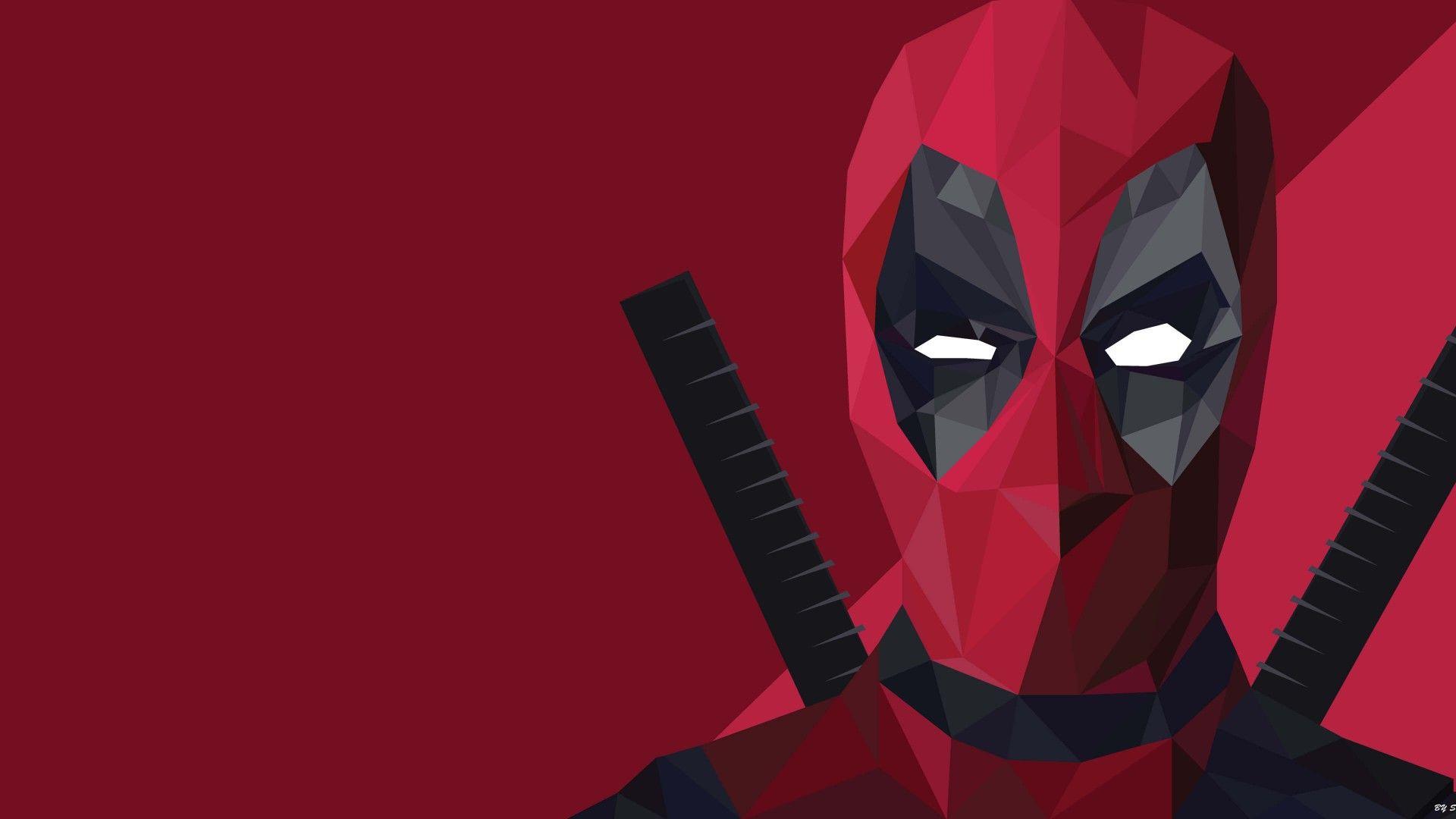 Deadpool Deadpool Deadpool Hd Wallpaper Marvel