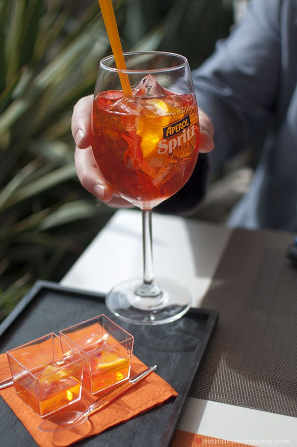 Where to drink in Milan – Terrazza Aperol | Food & Drink Romance ...