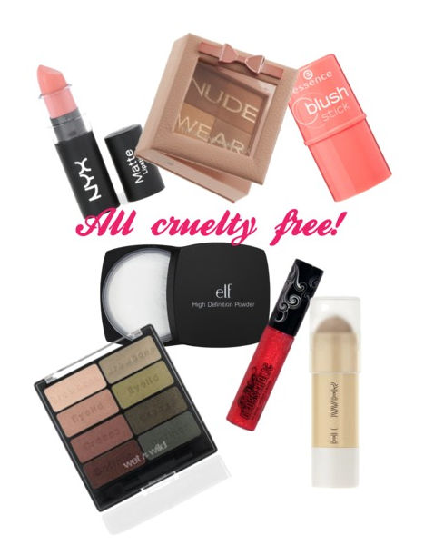 CRUELTY FREE MAKE UP BRANDS IN YOUR DRUGSTORE Cruelty