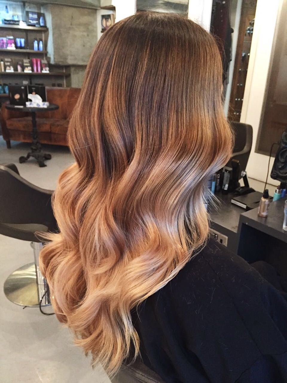 Balayage The natural looking Highlights in 2020