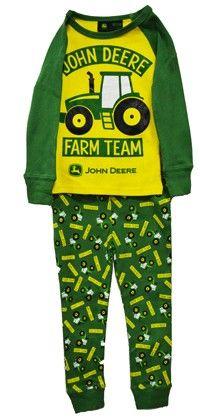 John Deere Boys Pj