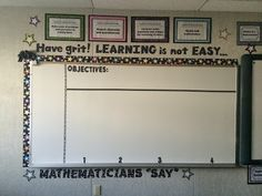 My Growth Mindset Classroom Reveal (Part 2) Classroom Pictures (2015 - 2016)