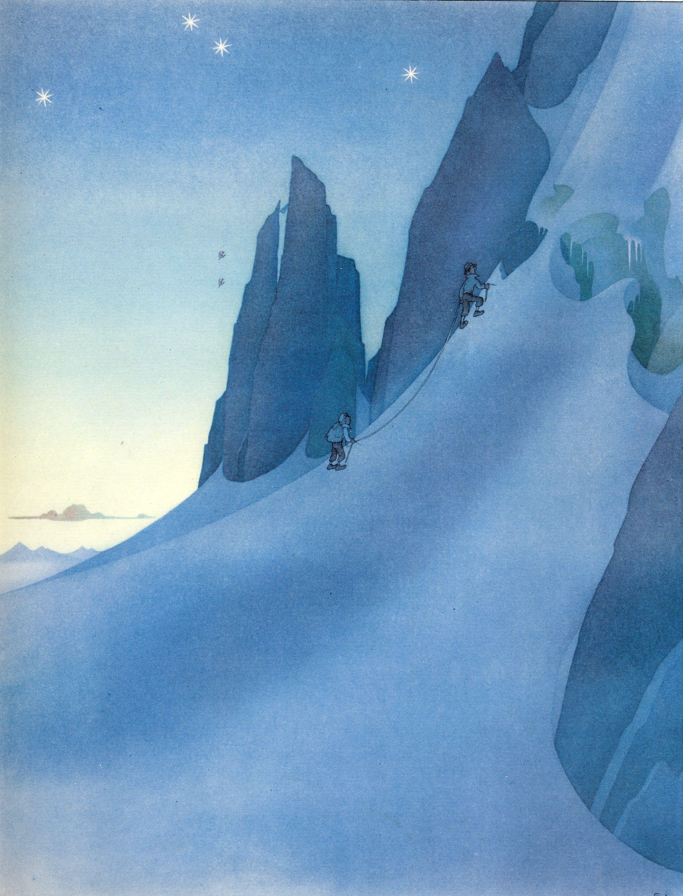 Epingle Par Tracy Newell Sur Samivel Dessin Montagne Art De