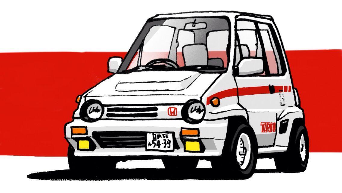 honda city turbo ii dessin char art cars honda city et honda cars. Black Bedroom Furniture Sets. Home Design Ideas