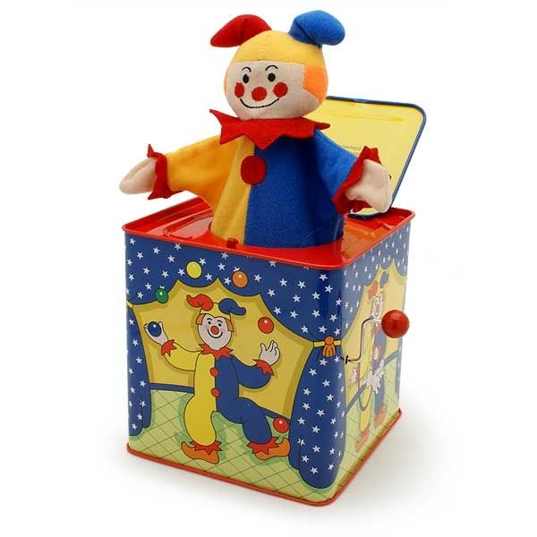 I must find this!   Baby learning toys, Jack in the box ...