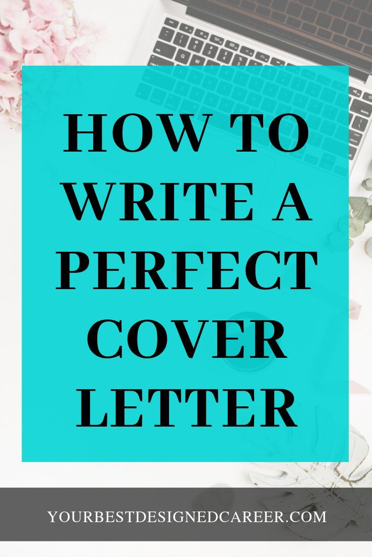 Writing a cover letter isn't difficult when you have a ...