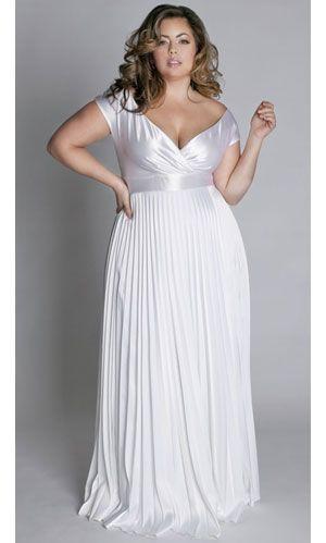 Vestido De Noiva Gordinha Plus Size Noivas Vestidos