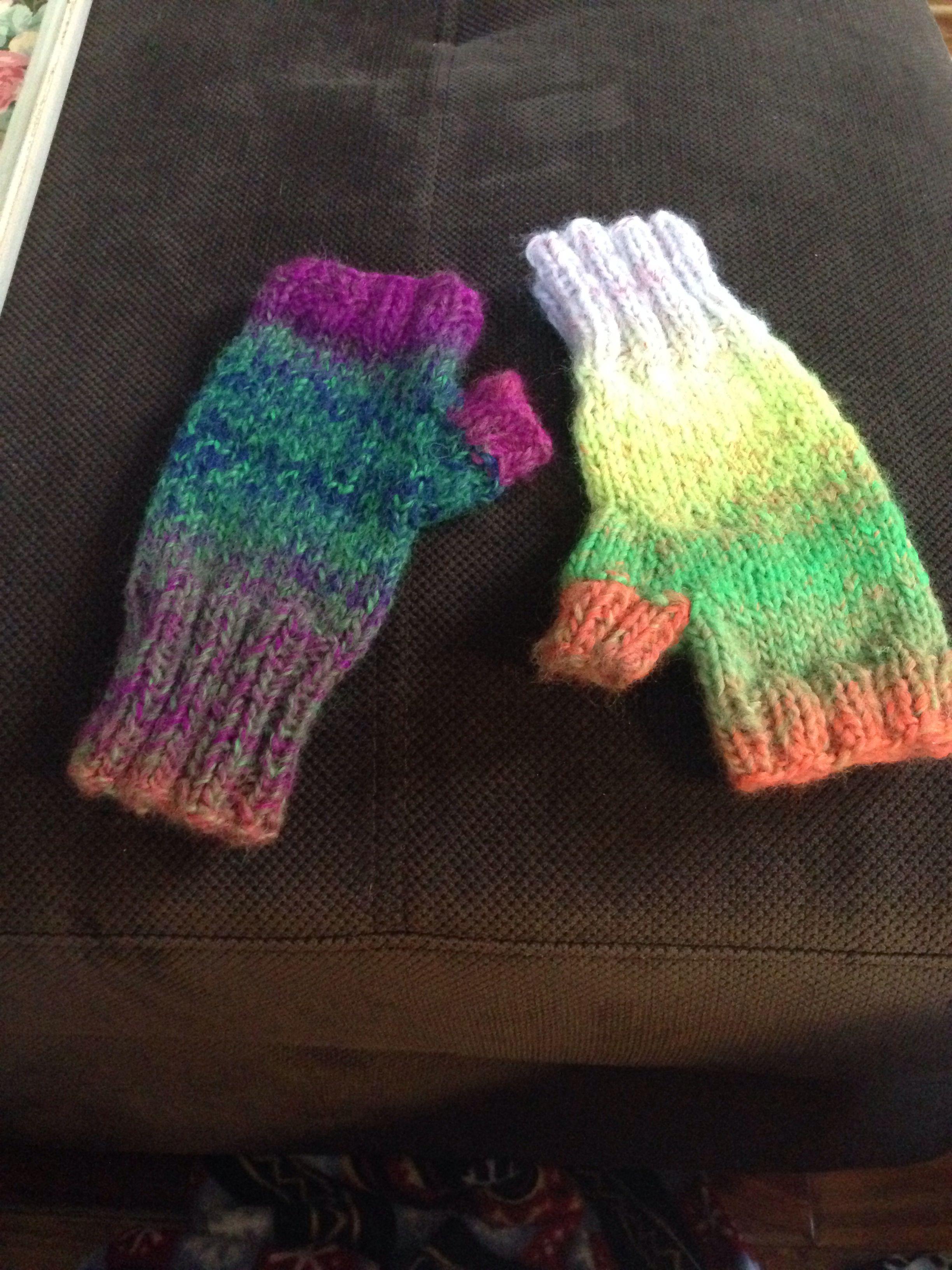 Peak a boo mitts pattern Rivalry Knits   Knitting & crocheting ...