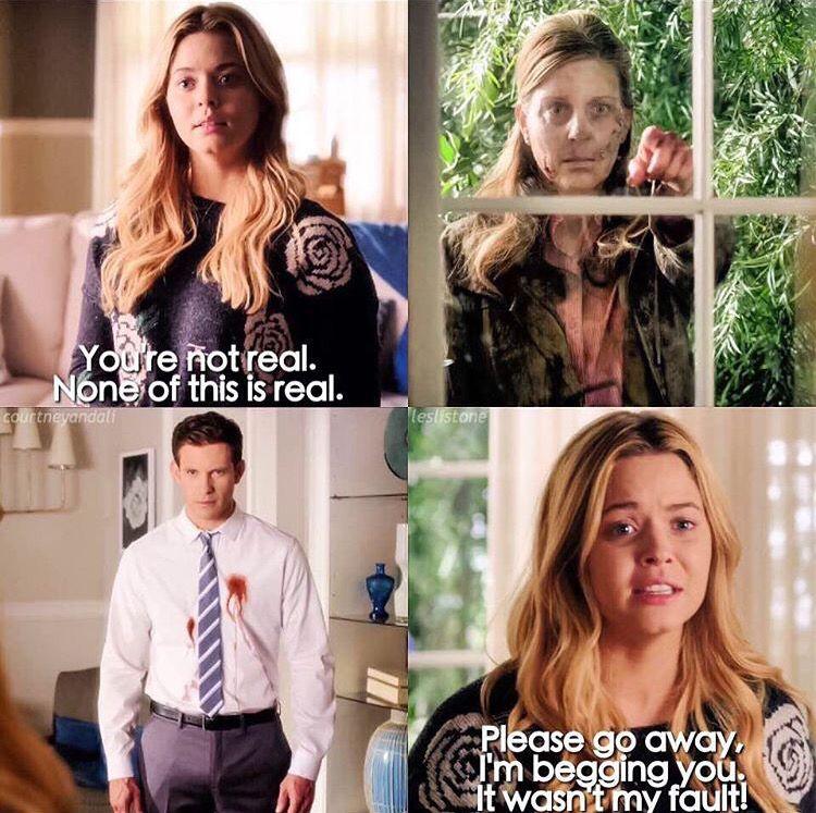 Pretty Little Liars Season 6 5yearsforward Pretty Little Liars