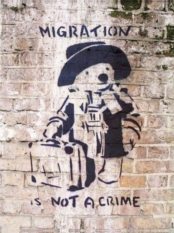 #migration is not a crime