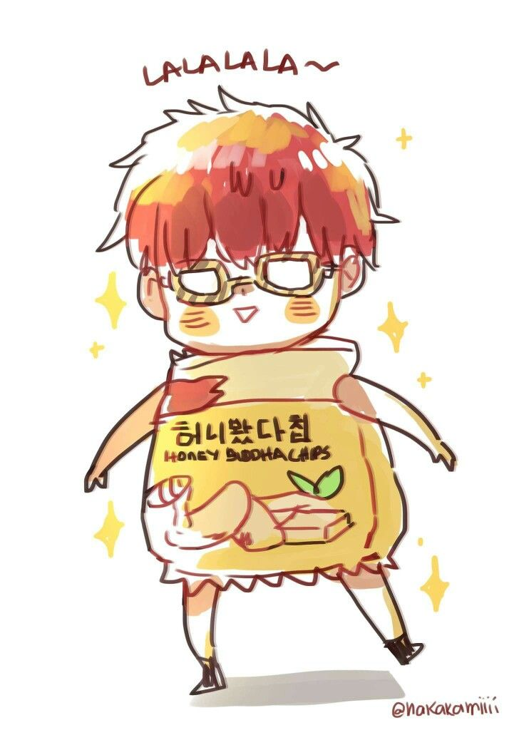 Aawww Seven And His Honey Budah Potato Chips It S Adorable