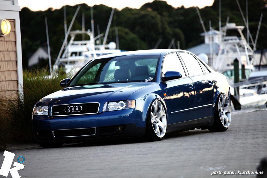 Audi Slammed Stance A4 B6 Cars Wheels Rims Low Lowered