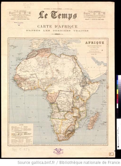 carte d'afrique   Old maps