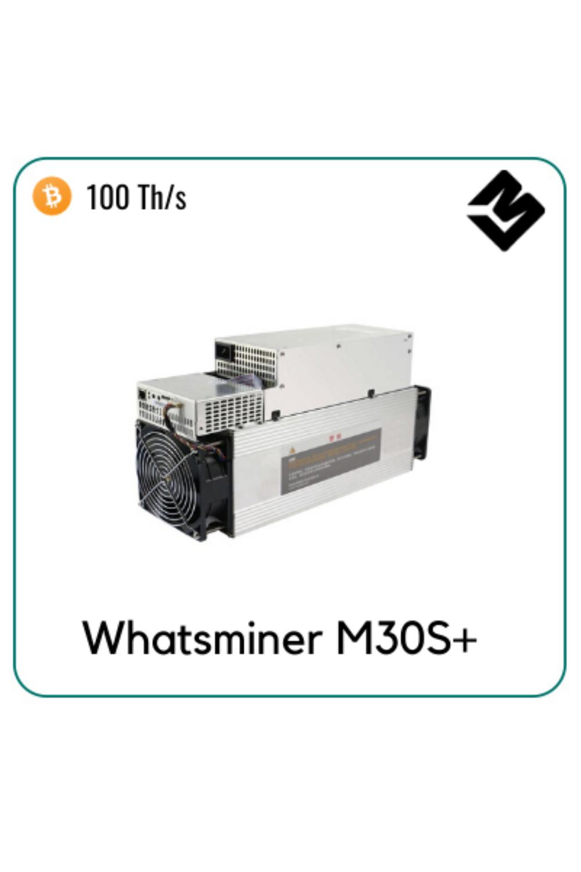 100 th s bitcoin miner